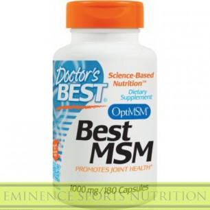 Buy Doctor's Best Best MSM in India | Free Shipping | ESN Store