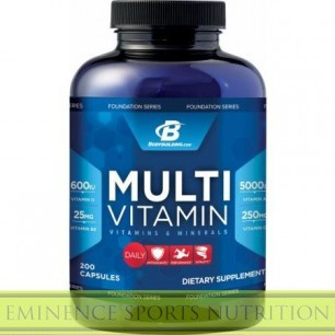 Buy Bodybuilding com Foundation Series Multivitamin in India