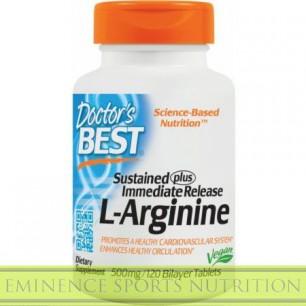 Buy Doctor's Best Sustained plus Immediate Release L