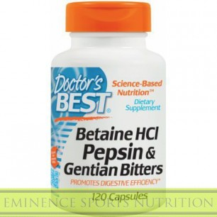 Buy Doctor's Best Betaine HCl in India | Free Shipping | ESN Store