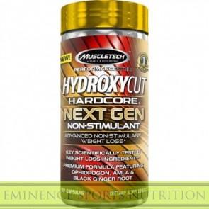 MuscleTech Hydroxycut Hardcore Next Gen Non-Stimulant